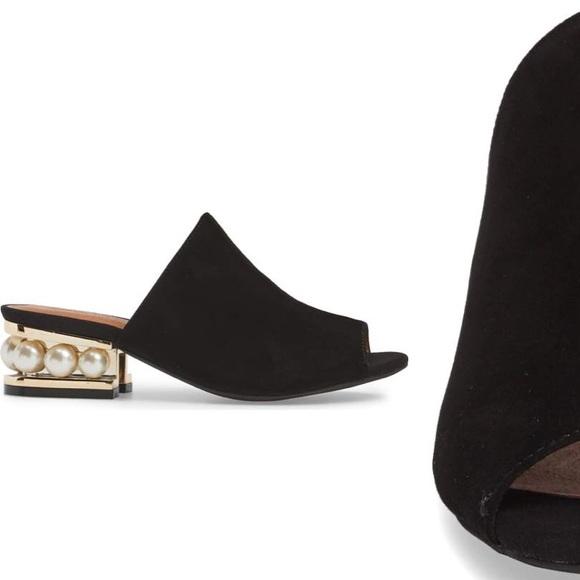 8eb8a5bd87e Jeffrey Campbell Shoes - Jeffery Campbell Arcita slide sandal
